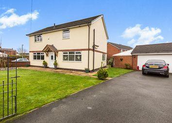 Thumbnail 3 bed detached house for sale in Duddle Lane, Walton-Le-Dale, Preston
