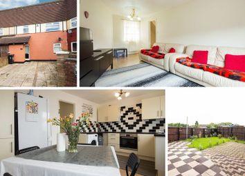 Thumbnail 3 bed terraced house for sale in Cormorant Way, Duffryn, Newport