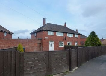 Thumbnail 3 bed semi-detached house for sale in Proudfoot Drive, Bishop Auckland
