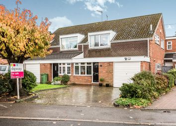 Thumbnail 3 bed semi-detached house for sale in Portland Crescent, Pedmore, Stourbridge