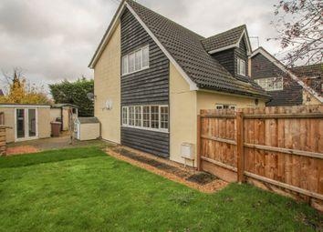 Thumbnail 3 bed detached house for sale in Dash End Lane, Kedington, Haverhill