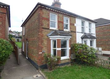 Thumbnail 3 bedroom semi-detached house to rent in Hughenden Avenue, High Wycombe