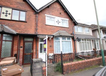 Thumbnail 3 bed terraced house for sale in Risca Road, Cross Keys, Newport