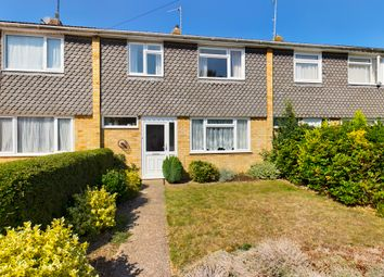 Thumbnail 3 bed terraced house for sale in Cliveden Close, Cambridge