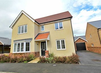 Thumbnail 4 bed detached house for sale in Hereford Way, Whitehouse Park, Milton Keynes, Buckinghamshire