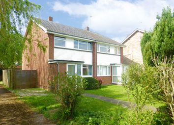 Thumbnail 3 bedroom end terrace house for sale in Meadowside, Abingdon