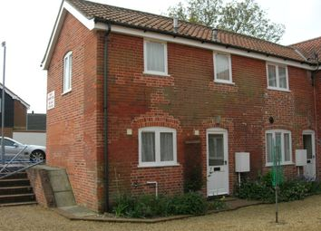 Thumbnail 2 bed town house to rent in Banham, Norwich, Norfolk