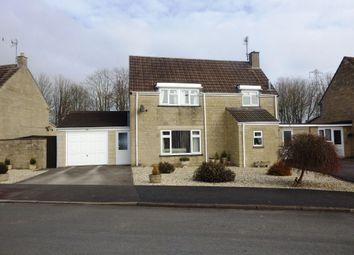 Thumbnail 3 bed detached house for sale in Cherry Tree Drive, Cirencester