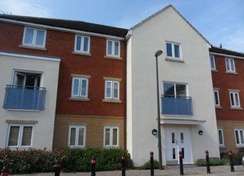 Thumbnail 2 bedroom flat to rent in Hornbeam Close, Bradley Stoke, Bristol