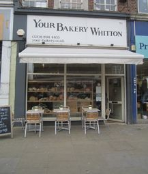 Thumbnail Retail premises to let in High Street, Whitton