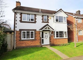 Thumbnail 4 bedroom detached house for sale in Tarlton Close, Abbeymead, Gloucester
