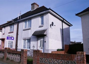 Thumbnail 3 bedroom semi-detached house to rent in Gurnard Road, Cosham, Portsmouth, Hampshire