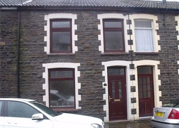 Thumbnail 3 bed terraced house for sale in Rhys Street, Trealaw, Trealaw, Rct.
