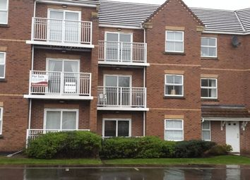 Thumbnail 2 bedroom flat to rent in 2 Bedroom, Furnished, 1st Floor Flat, Kilderkin Court, Cheylesmore, Coventry.