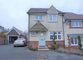Thumbnail 3 bed terraced house for sale in Merlin Avenue, Hengoed
