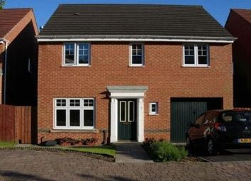 Thumbnail 4 bed detached house to rent in Skendleby Drive, Kenton, Newcastle Upon Tyne