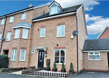 Thumbnail 4 bedroom town house for sale in Surrey Drive, Coventry