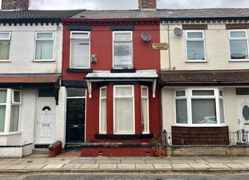 Thumbnail 3 bed terraced house for sale in 4 Birstall Road, Kensington, Liverpool