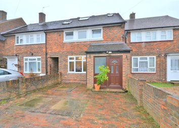 Thumbnail 4 bed terraced house for sale in Buckton Road, Borehamwood, Hertfordshire