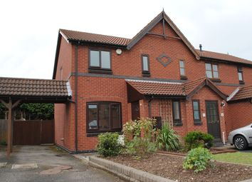 Thumbnail 3 bed semi-detached house to rent in Shepherds Court, Newport