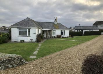 Thumbnail 3 bed bungalow for sale in Lusty Glaze, Newquay, Cornwall