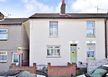 Thumbnail 2 bedroom end terrace house for sale in Gardiner Street, Gillingham, Kent