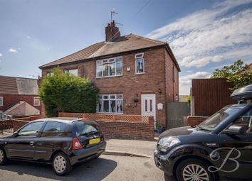 Thumbnail 3 bed semi-detached house for sale in Mount Milner, Mansfield