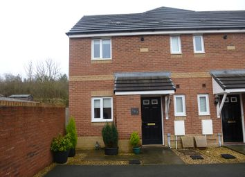 Thumbnail 1 bed end terrace house to rent in Ffordd Y Glowyr, Betws, Ammanford, Carmarthenshire.