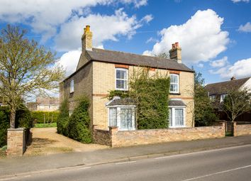 Thumbnail 5 bedroom detached house for sale in High Street, Needingworth, St. Ives