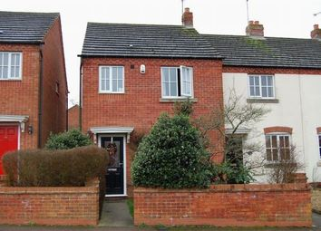 Thumbnail 3 bedroom end terrace house for sale in Old Forge Drive, West Haddon, Northampton
