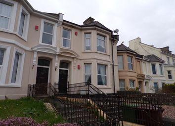 Thumbnail 2 bed flat to rent in Saltash Road, Keyham, Plymouth
