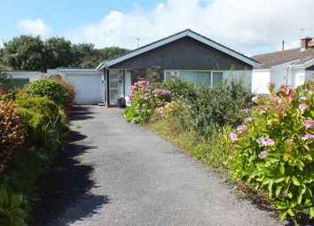 Thumbnail 3 bed detached bungalow for sale in Crestville, Twycross, Saundersfoot
