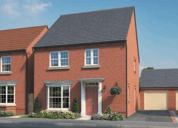 "Thumbnail 4 bed detached house for sale in ""Ruddington"" at Hollygate Lane, Cotgrave, Nottingham"