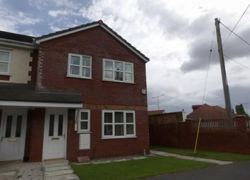 Thumbnail 3 bed end terrace house for sale in Alston Court, Bagillt, Flintshire, North Wales