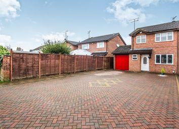 Thumbnail 4 bedroom semi-detached house for sale in Harlestone Close, Luton