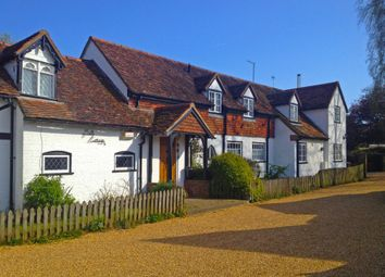 Thumbnail 4 bed cottage for sale in Purwell Lane, Hitchin