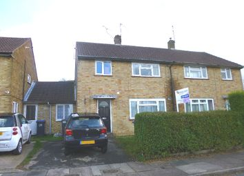 Thumbnail 1 bedroom semi-detached house to rent in High Dells, Hatfield