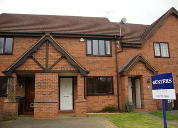 Thumbnail 2 bed town house to rent in Ashbrook Crescent, Solihull