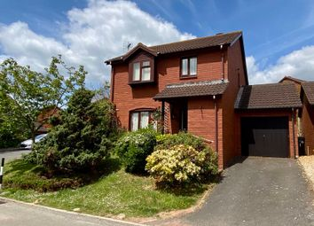3 bed detached house for sale in Ilex Close, Exeter EX4