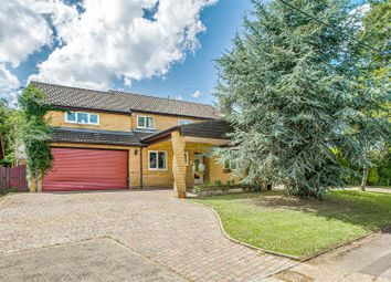 Thumbnail 4 bed detached house for sale in Orchard Hill, Little Billing, Northampton