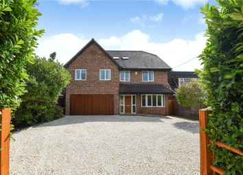 Thumbnail 5 bed detached house for sale in Barkham Ride, Finchampstead, Wokingham, Berkshire