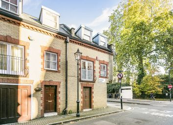 Thumbnail 4 bed mews house to rent in Chenies Mews, London