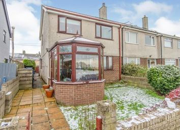 Thumbnail 3 bed terraced house for sale in Pen Rhos, Newborough, Anglesey, North Wales
