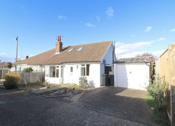 Thumbnail 3 bed bungalow for sale in Combe Rise, Eastbourne, East Sussex