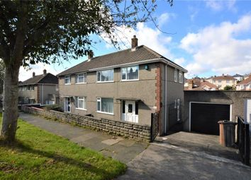 Thumbnail 3 bed semi-detached house to rent in Segrave Road, Plymouth, Devon