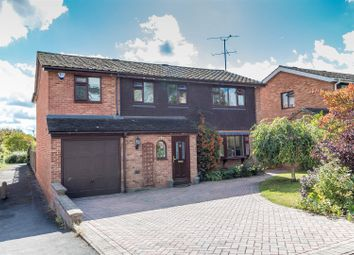 Thumbnail 4 bedroom detached house for sale in Ridgeway, Wargrave, Reading