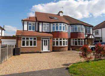 Fir Tree Road, Epsom KT17. 5 bed semi-detached house for sale