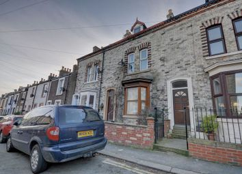 Thumbnail 4 bed terraced house for sale in Grove Street, Whitby