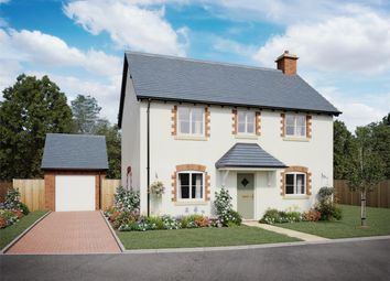 Thumbnail 3 bed detached house for sale in The Paddocks, Tytherington, South Gloucestershire