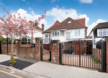 Thumbnail 5 bed detached house for sale in Basing Hill, London